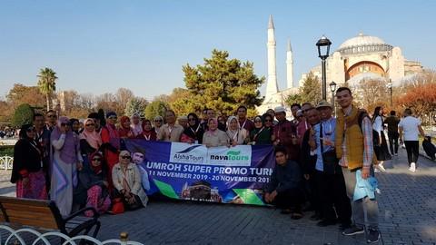 Foto Umroh Promo Plus Turki 11 Nov 2019                                        5/5(1)